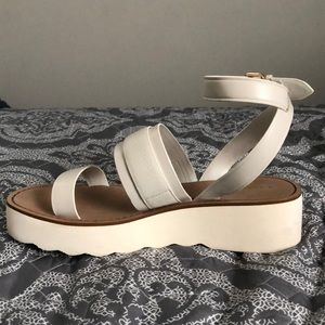 f9bc7be5795716 Coach Shoes - Coach Platt Ankle Strap Platform Sandal